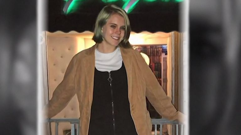 Student Tessa Major was stabbed to death in New York City. Pics from NBC