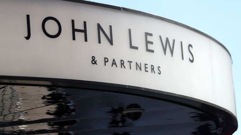 John Lewis said it has been working with the government to support a code of practice for connected tech