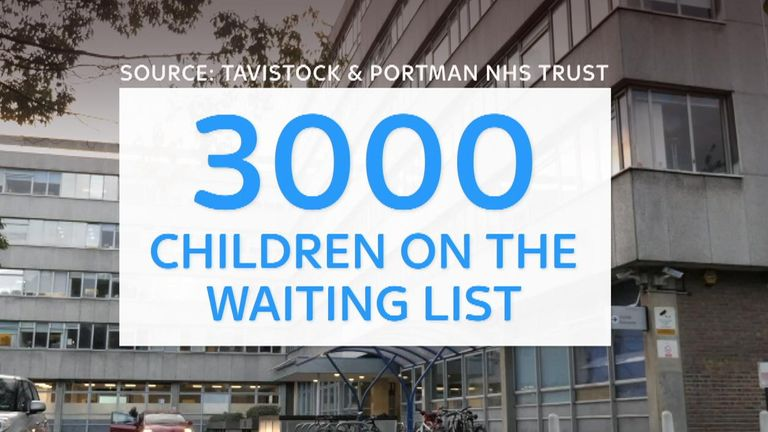 Some 3,000 children are on the waiting list