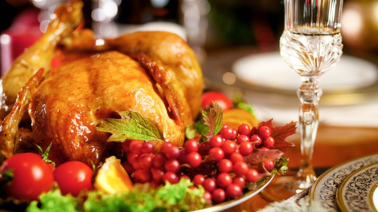 Ten million turkeys will be eaten in the UK this Christmas