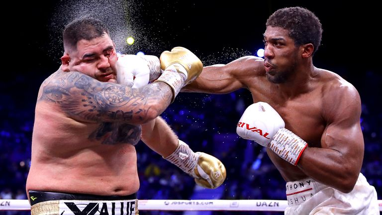 Highlights from Joshua's win over Andy Ruiz Jr