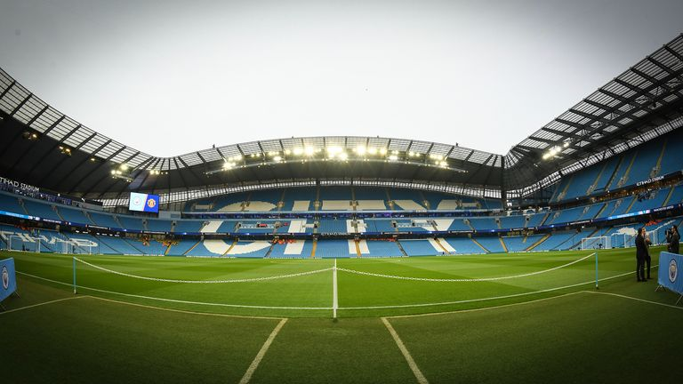 SSN's Fraser Dainton is at the Etihad as Man City release a statement confirming they will appeal their European ban