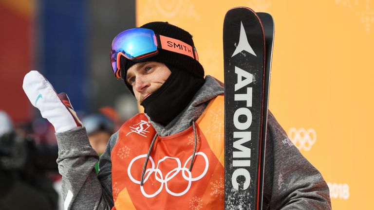 Gus Kenworthy talks exclusively to Sky Sports News about inspiring other LGBT snowsport stars