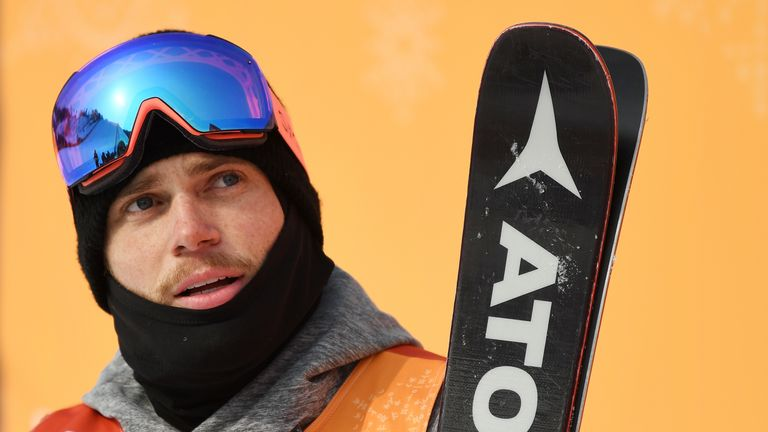 Freestyle skier Gus Kenworthy hopes his success on the slopes can encourage more LGBT athletes to come out
