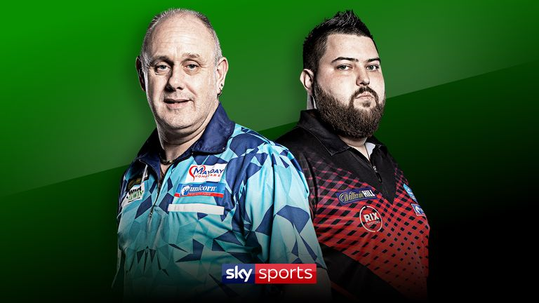 Ian White and Michael Smith - World Darts Championship