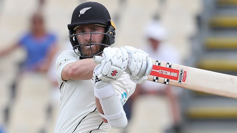 Williamson, Taylor tons help NZ draw Test, win England series