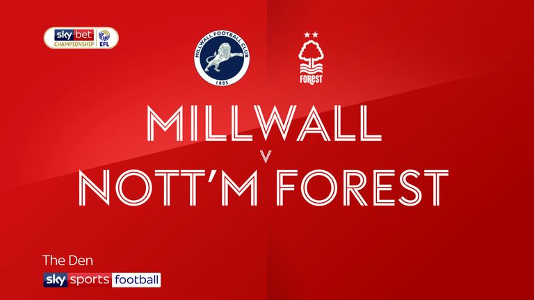Match Report - Millwall 2 - 2 N Forest 2