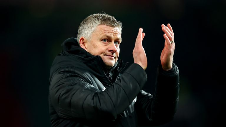 Ole Gunnar Solskjaer insists it is still too early to talk about a top-four finish despite Manchester United climbing to within five points of fourth-placed Chelsea