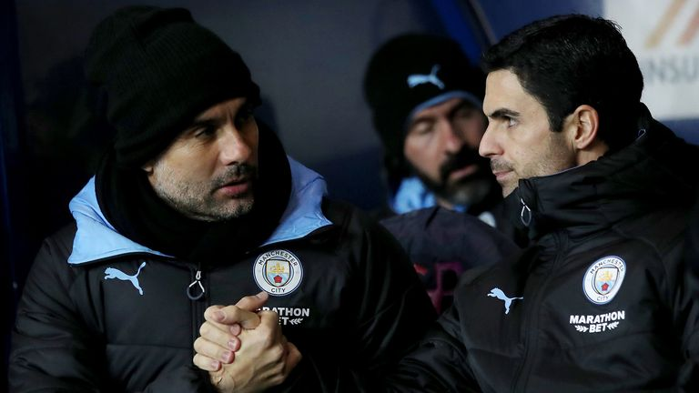 Mikel Arteta named new manager of Arsenal