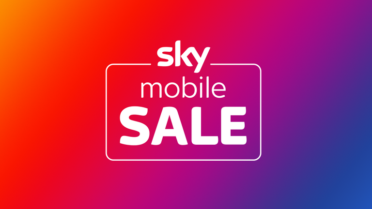 sky mobile january sale