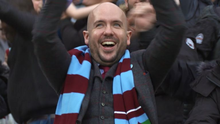 Having been turned off football when he was younger, how will Tom get on among the West Ham faithful?