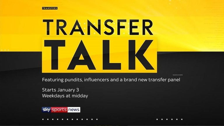 There's not long to go until the January transfer window opens, and our special transfer shows will have every angle covered so you won't miss a thing