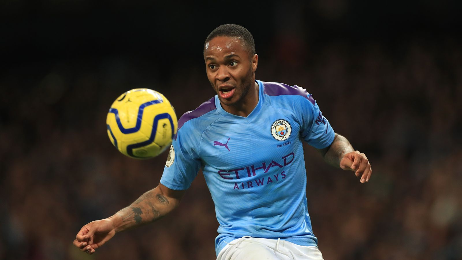 Raheem Sterling racially abused on Instagram less than 48 hours after football social media boycott ends