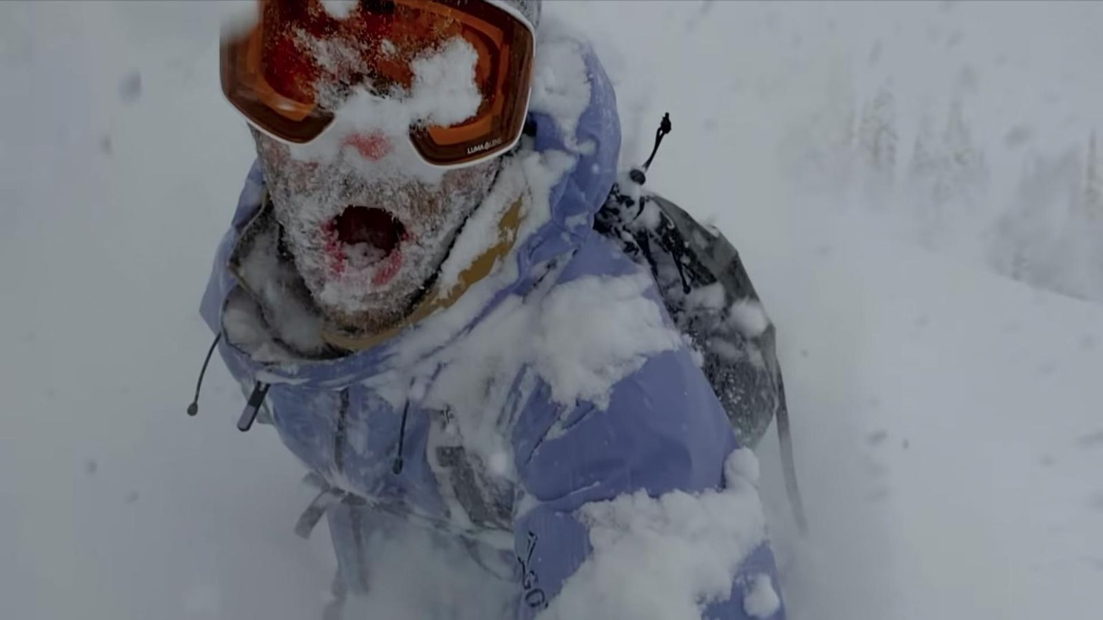 Apple pushes 'slofie' feature with snowboarding videos