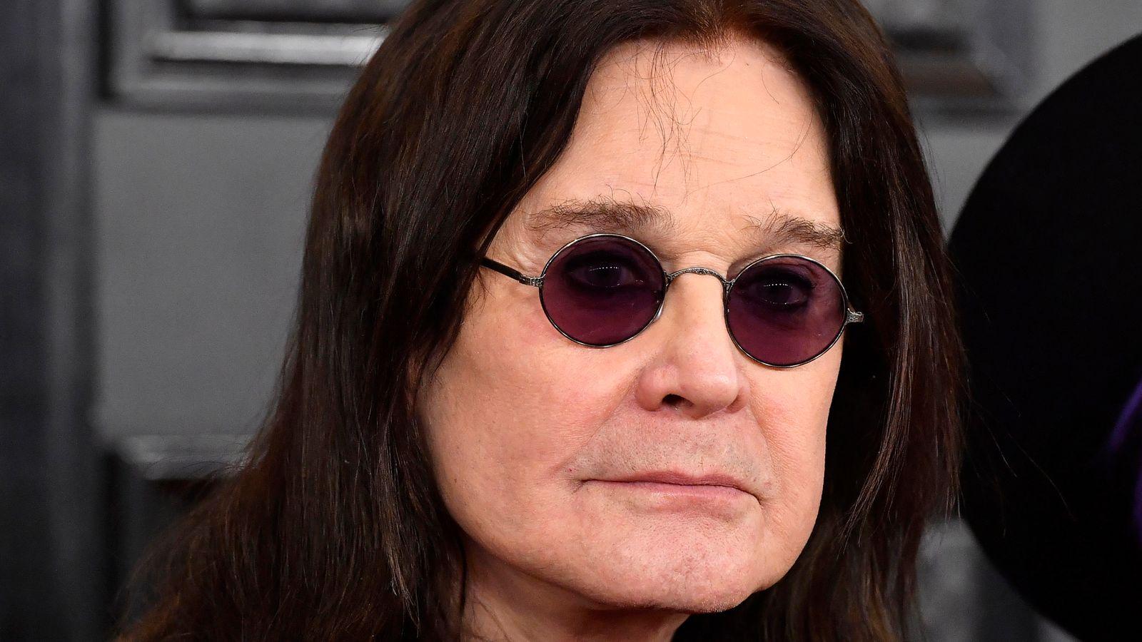Ozzy Osbourne cancels US tour to receive Parkinson's treatment in Switzerland