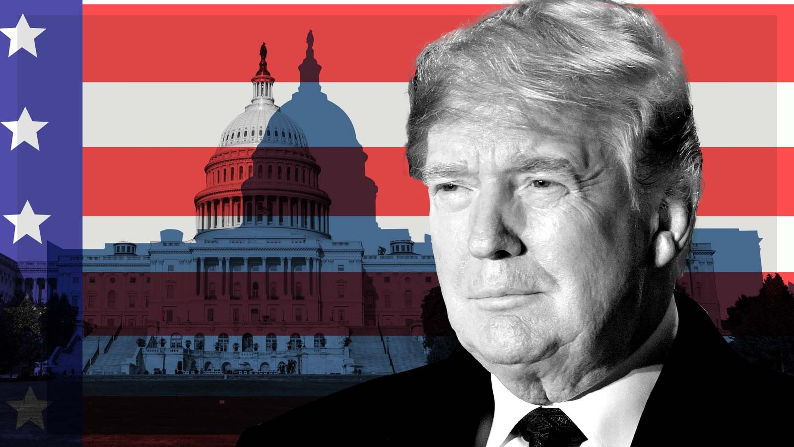 Trump impeachment trial: Parties clash over rules on day ...