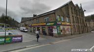 Manchester Road, Linthwaite in Huddersfield