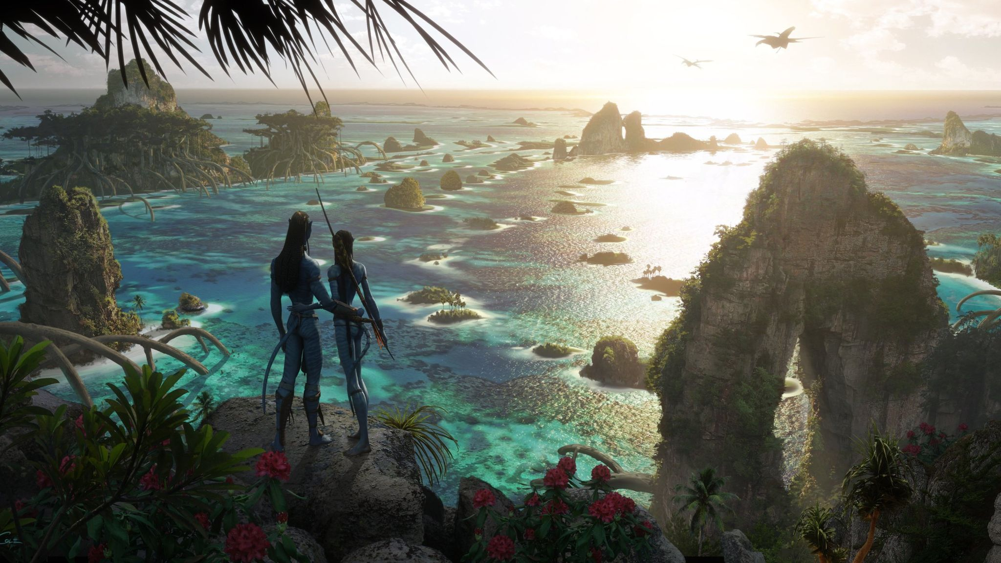 Avatar 2: James Cameron reveals first look at Pandora