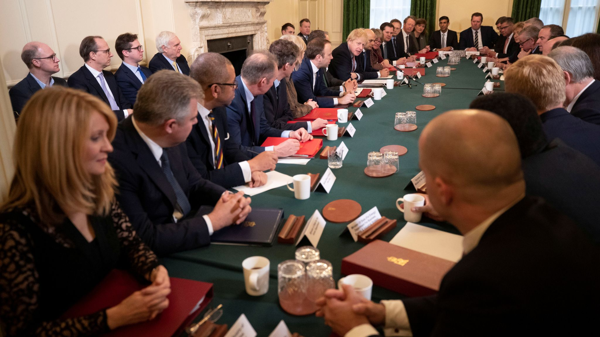 Government reshuffle: Ministers warned over 'showboating' as shake-up looms