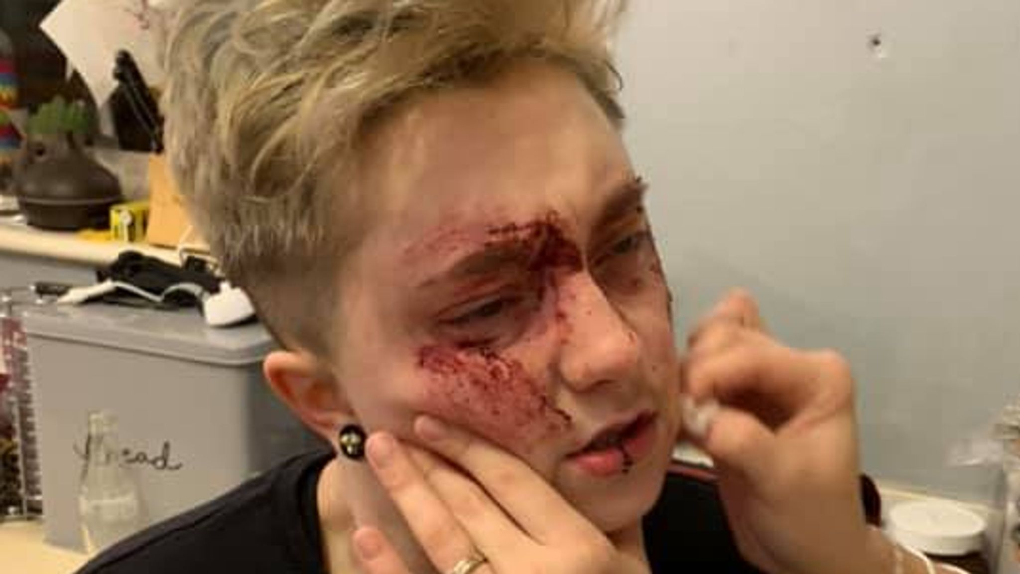 Sunderland homophobic attack: Victim Charlie Graham targeted five times in past few years