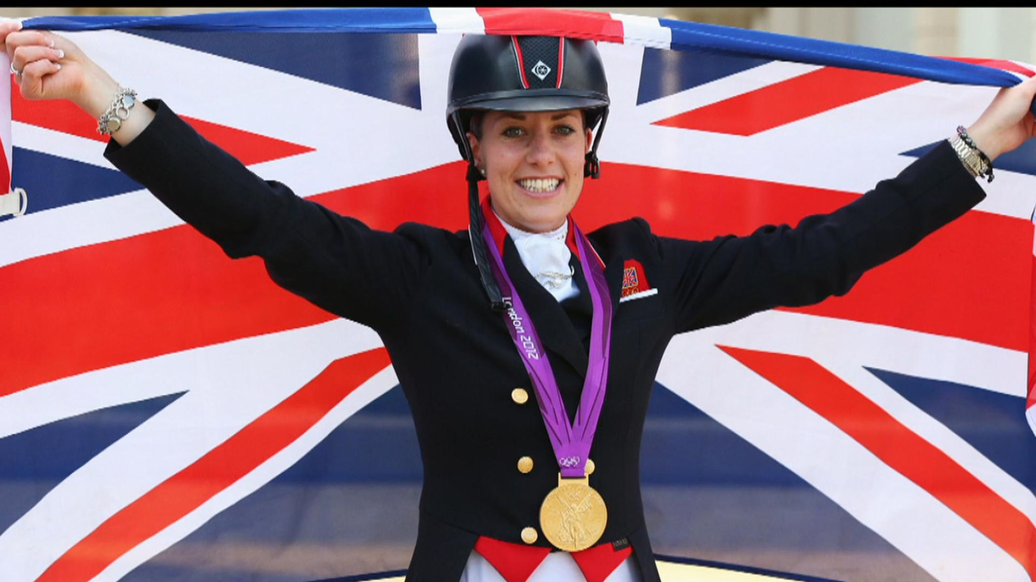 Charlotte Dujardin: The Girl on the Dancing Horse prepares for her third Olympics