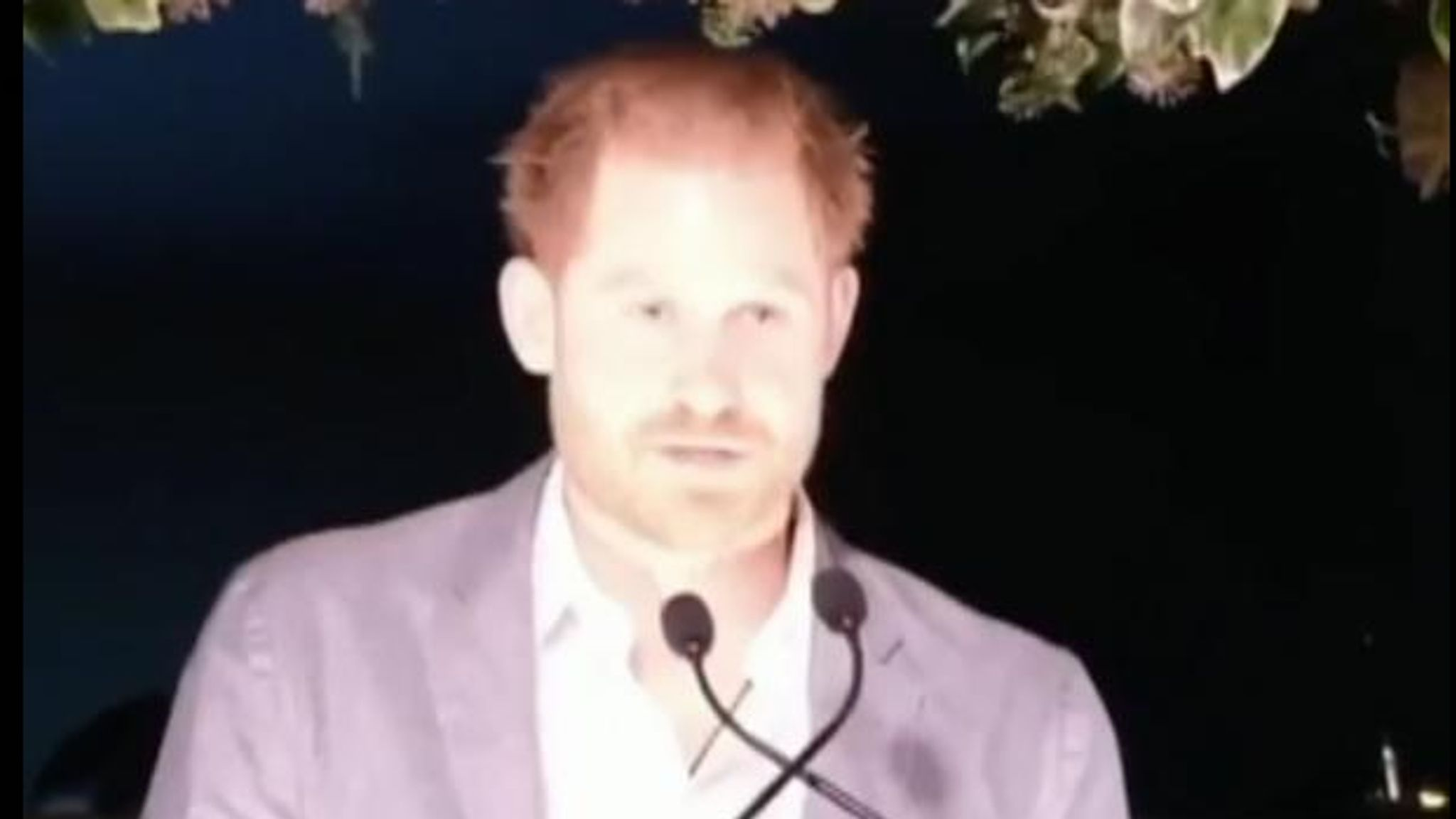 Prince Harry on leaving royal role: 'There was no other option'