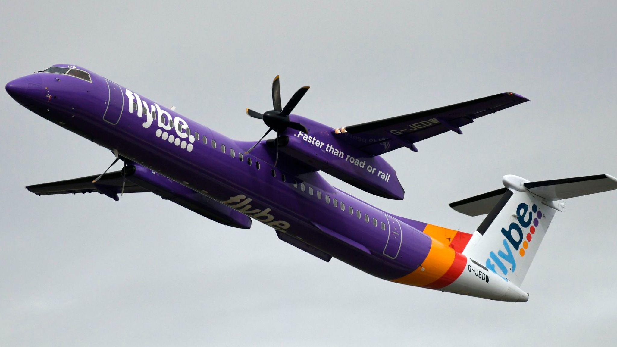 Flybe co-owner Stobart links airline's financial woes to EU 'delay'