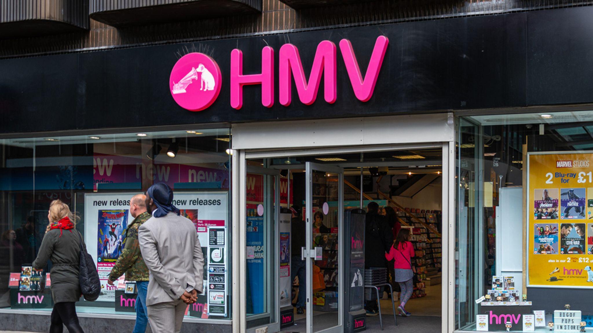 Hmv Category:HMV