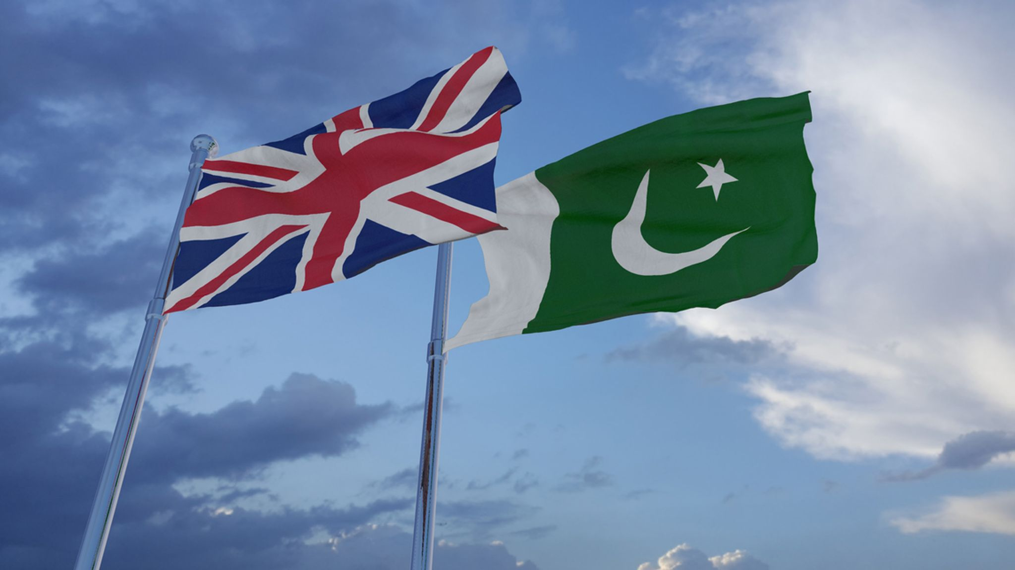 Two British sisters die in Pakistan 'after being found unconscious in bathroom'