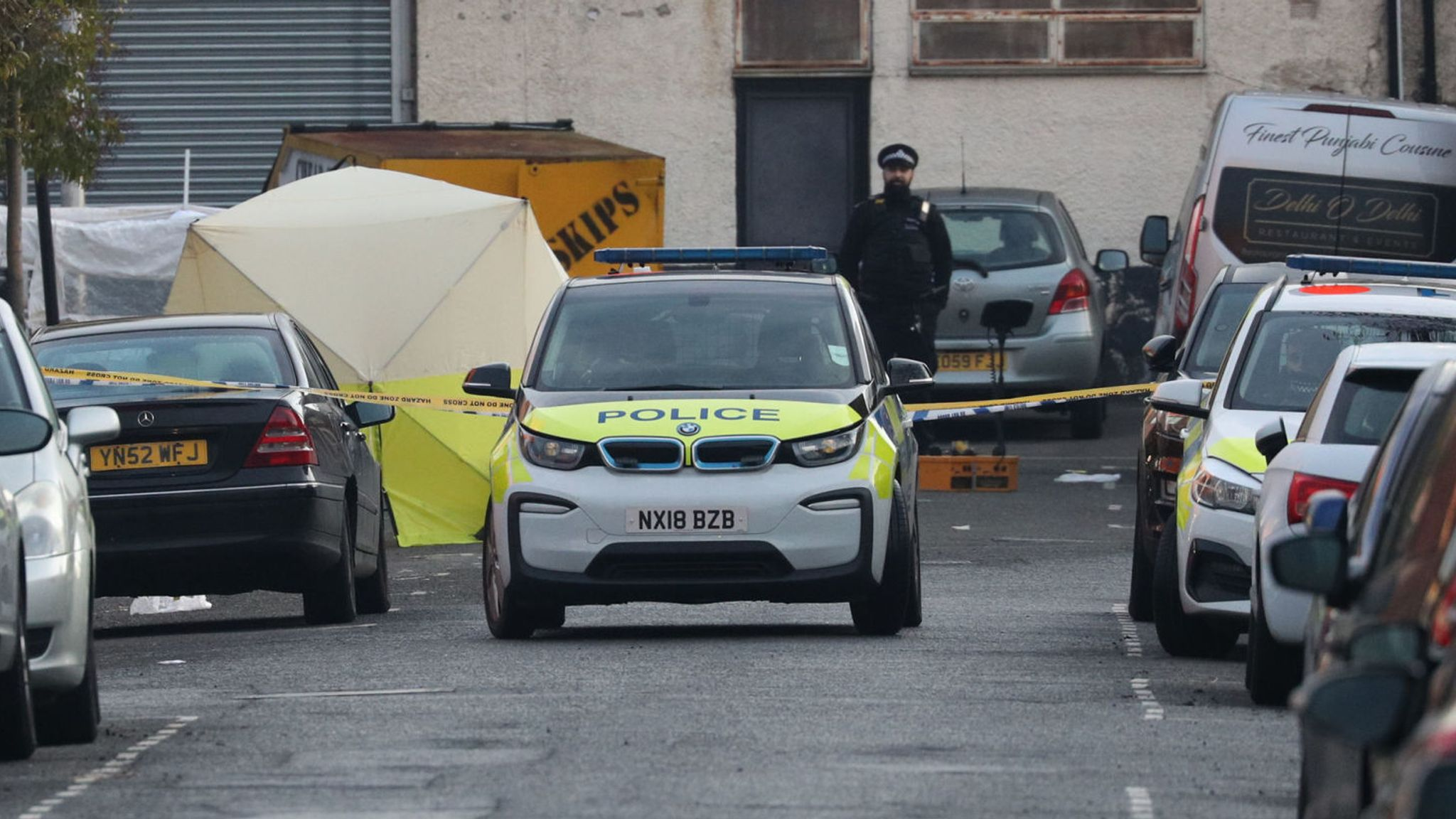 Ilford triple stabbing deaths: Man charged after three murdered in fight