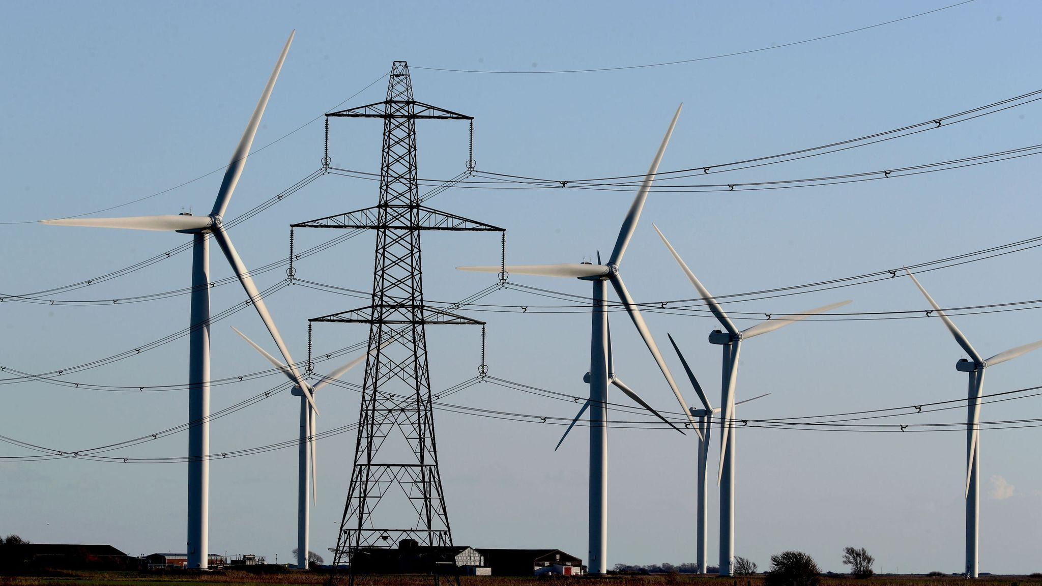 More power came from renewable energy than fossil fuels in UK in 2019