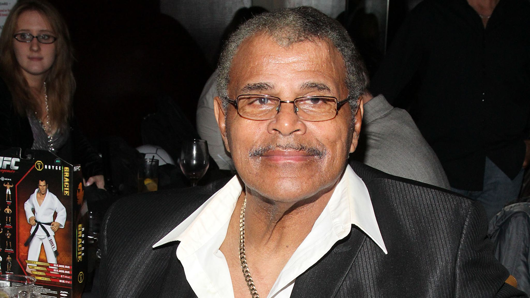 Rocky Johnson: Tributes paid as Dwayne 'The Rock' Johnson's father and pro wrestler dies aged 75
