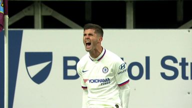 Pulisic: Premier League is a dream