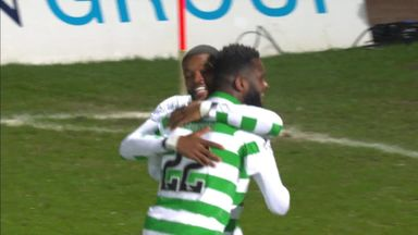 St Johnstone 0-3 Celtic
