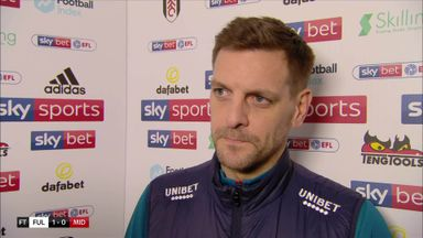 Woodgate not happy with slow start