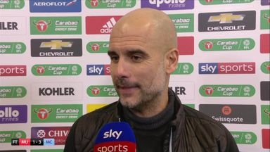Guardiola insists semi-final is not over yet