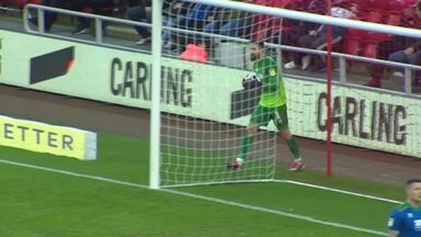 Keeper Vickers' comical error costs Lincoln