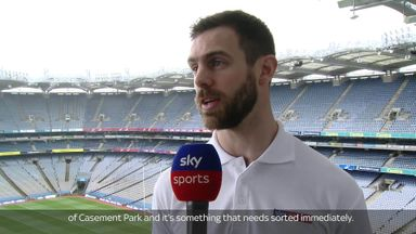 McManus: Gleeson experience boosts Antrim