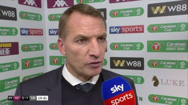 Rodgers 'gutted' for his players