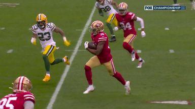 Mostert's 36-yard rushing TD