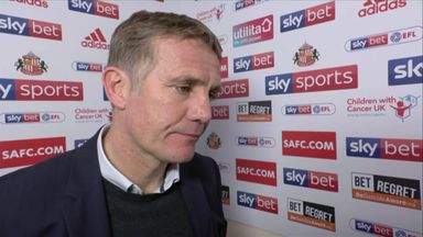 Parkinson pleased with current form