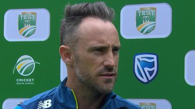 Du Plessis to continue to T20 World Cup