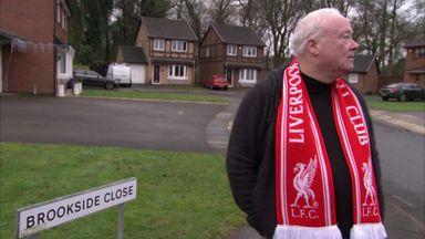 Sinbad's Anfield memories