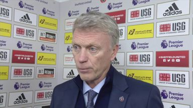 Moyes: Nothing wrong with the goal