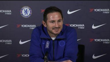 Mertens, Cavani, Giroud? Lampard plays deal or no deal!