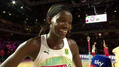 Maweni: We stepped up