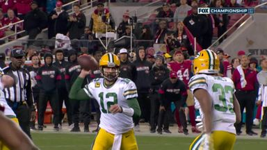 Jones opens Packers scoring