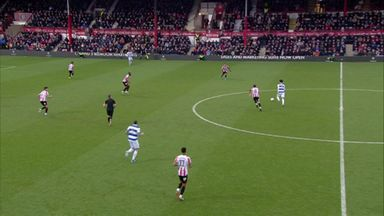Wells pulls one back for QPR