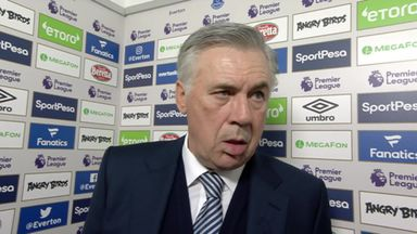 Ancelotti happy with players' attitudes