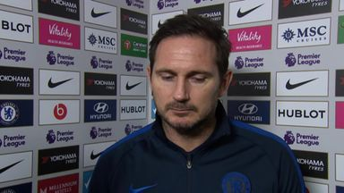 Lampard: We could have scored more